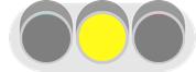 黄色の灯火